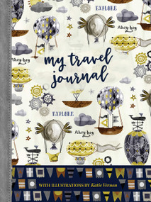 My Travel Journal - 9781641780780 by Katie Vernon, 9781641780780