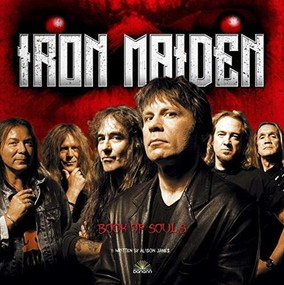 Iron Maiden Book of Souls by Alison James, 9781912332250