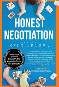 Honest Negotiation - 9781628654059 by Keld Jensen, 9781628654059