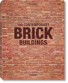 100 Contemporary Brick Buildings by Philip Jodidio, 9783836562355