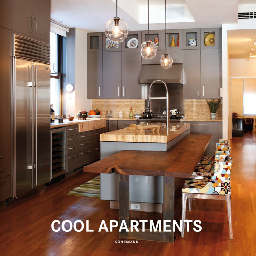 Cool Apartments by Claudia Martinez Alonso, 9783741920424