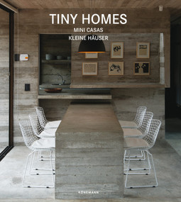 Tiny Homes by Claudia Martinez Alonso, 9783741921056