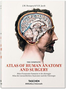 Bourgery. Atlas of Human Anatomy and Surgery - 9783836556620 by Jean-Marie Le Minor, Henri Sick, 9783836556620