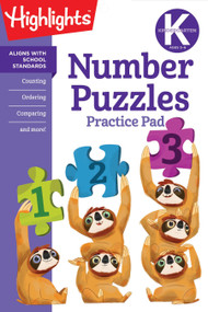 Kindergarten Number Puzzles by Highlights Learning, 9781684376599