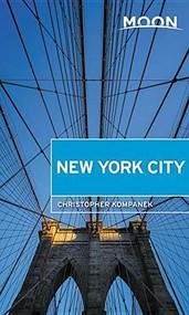 Moon New York City by Christopher Kompanek, 9781640491786