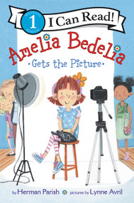 Amelia Bedelia Gets the Picture by Herman Parish, Lynne Avril, 9780062935243