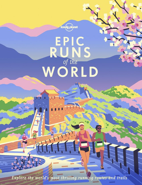 Epic Runs of the World (Miniature Edition) by Lonely Planet, Lonely Planet, 9781788681261