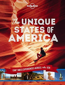 The Unique States of America by Lonely Planet, Lonely Planet, 9781788686419