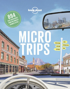 Micro Trips (Miniature Edition) by Lonely Planet, Lonely Planet, 9781788689311
