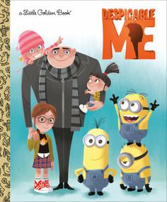 Despicable Me Little Golden Book by Arie Kaplan, Elsa Chang, 9781524771638
