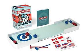 Desktop Curling (Hurry Hard!) (Miniature Edition) by Nick Perilli, 9780762494880