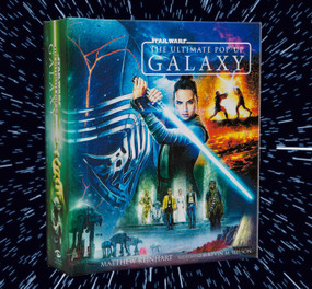 Star Wars: The Ultimate Pop-Up Galaxy (Pop up books for Star Wars Fans) by Matthew Reinhart, Kevin Wilson, 9781683834892