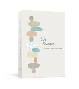 Life Balance (A Journal of Self-Discovery) by Potter Gift, 9781984823908