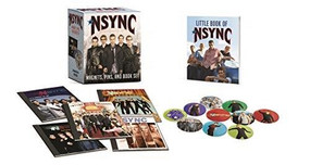 *NSYNC: Magnets, Pins, and Book Set (Miniature Edition) by *NSync, Sam Stall, 9780762466832