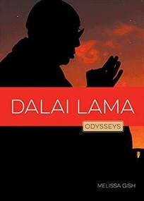 Dalai Lama by Melissa Gish, 9781628327250