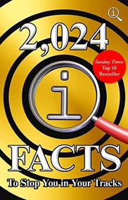 2,024 QI Facts To Stop You In Your Tracks by John Lloyd, John Mitchinson, 9780571348961