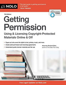 Getting Permission (How to License & Clear Copyrighted Materials Online & Off) - 9781413326895 by Richard Stim, 9781413326895