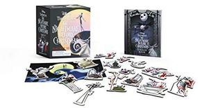 Disney Tim Burton's The Nightmare Before Christmas Magnet Set (Miniature Edition) by Tim Burton, 9780762467099