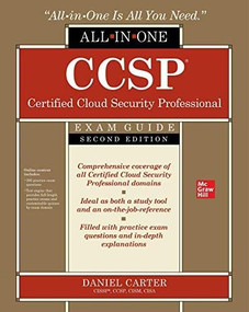CCSP Certified Cloud Security Professional All-in-One Exam Guide, Second Edition by Daniel Carter, 9781260456929