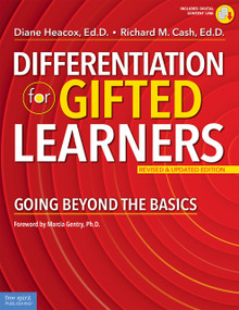 Differentiation for Gifted Learners (Going Beyond the Basics) - 9781631984327 by Diane Heacox, Richard M. Cash, 9781631984327