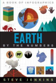Earth (By The Numbers) - 9781328851024 by Steve Jenkins, 9781328851024