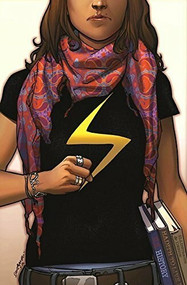 Ms. Marvel Volume 1 (No Normal) by Marvel Comics, 9780785190219