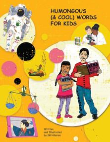 Humongous (& Cool) Words for Kids by SB Hilarion, 9781543969801