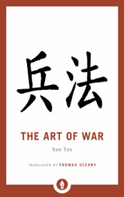 The Art of War - 9781611806977 by Sun Tzu, Thomas Cleary, 9781611806977