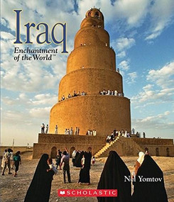 Iraq (Enchantment of the World) (Library Edition) by Nel Yomtov, 9780531235904