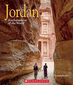 Jordan (Enchantment of the World) (Library Edition) by Liz Sonneborn, 9780531126981