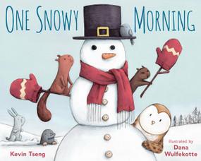 One Snowy Morning by Kevin Tseng, Dana Wulfekotte, 9780735230415