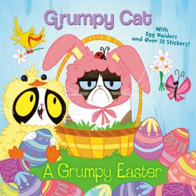 A Grumpy Easter (Grumpy Cat) by Frank Berrios, Patrick Spaziante, 9780593122648
