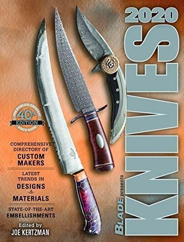 KNIVES 2020 by Joe Kertzman, 9781946267887