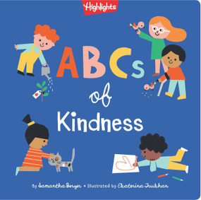 ABCs of Kindness - 9781684376513 by Samantha Berger, Ekaterina Trukhan, 9781684376513