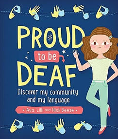 Proud to be Deaf - 9781526302199 by Lilli Beese, 9781526302199