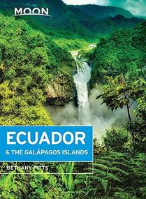 Moon Ecuador & the Galápagos Islands - 9781631217050 by Bethany Pitts, 9781631217050