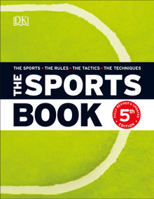 The Sports Book by DK, 9781465491053