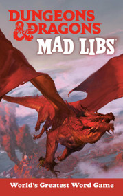 Dungeons & Dragons Mad Libs by Christina Dacanay, 9780593095171