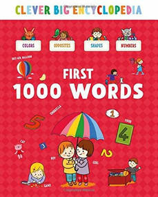 First 1000 Words by Clever Publishing, 9781949998337