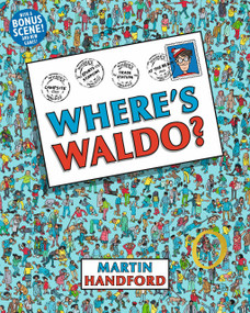 Where's Waldo? by Martin Handford, Martin Handford, 9781536210651