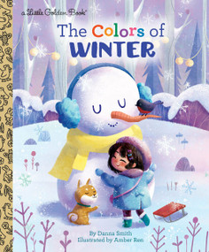 The Colors of Winter by Danna Smith, Amber Ren, 9781524768928