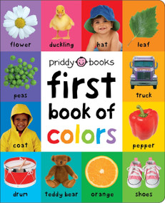First 100 : First Book of Colors Padded by Roger Priddy, 9780312528799