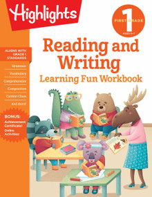 First Grade Reading and Writing by Highlights Learning, 9781684379248