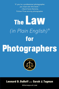 The Law (in Plain English) for Photographers - 9781621536772 by Leonard D. DuBoff, Sarah J. Tugman, 9781621536772