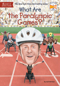 What Are the Paralympic Games? - 9781524792633 by Gail Herman, Who HQ, Andrew Thomson, 9781524792633