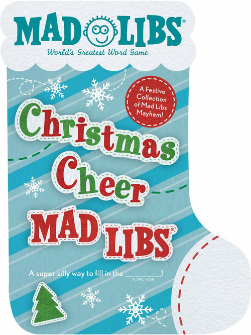 Christmas Cheer Mad Libs by Mad Libs, 9781524793388