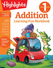 First Grade Addition by Highlights Learning, 9781684379262