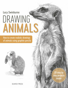 Drawing Animals - 9781782217190 by Lucy Swinburne, 9781782217190