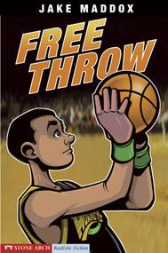 Free Throw - 9781598890600 by Jake Maddox, Sean Tiffany, 9781598890600
