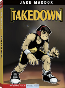 Takedown - 9781434208705 by Jake Maddox, Sean Tiffany, 9781434208705